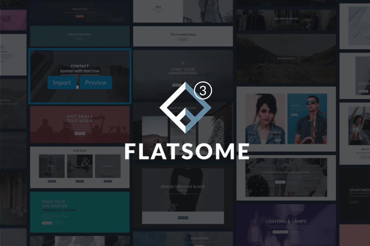 flatsome pour WordPress