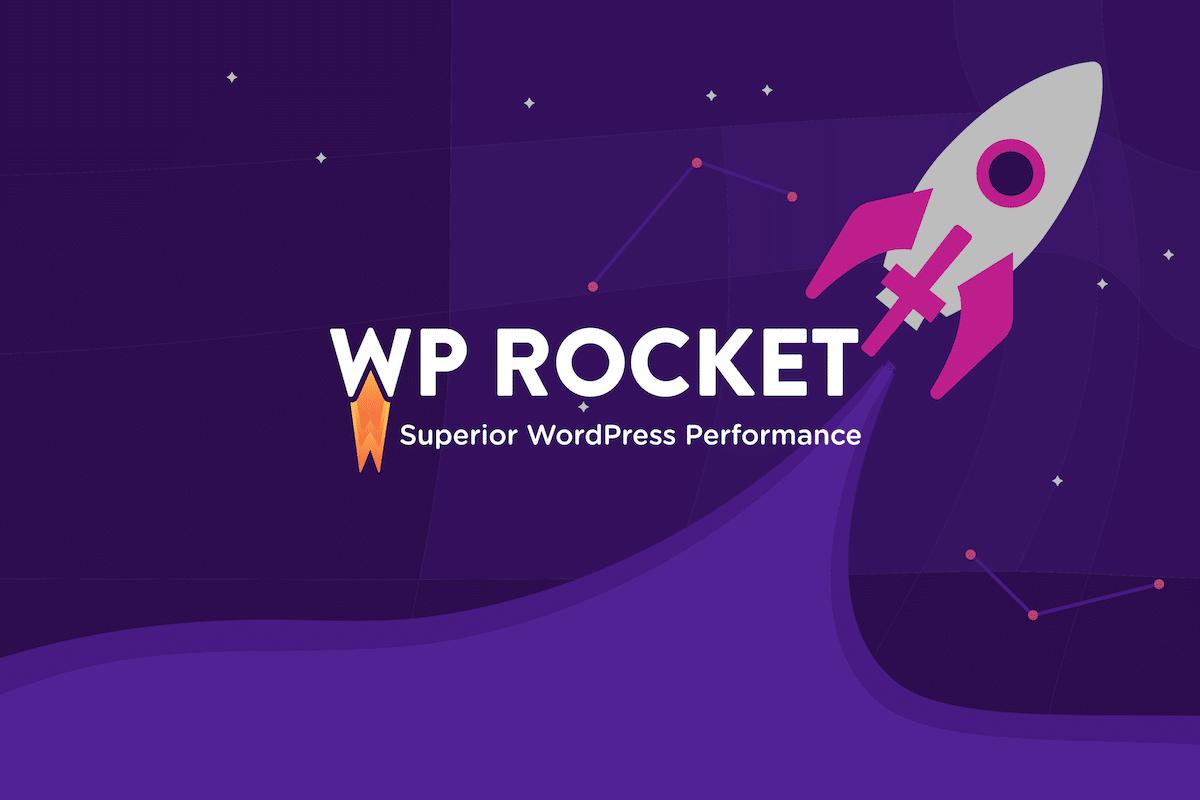Extension de cache WP Rocket pour WordPress