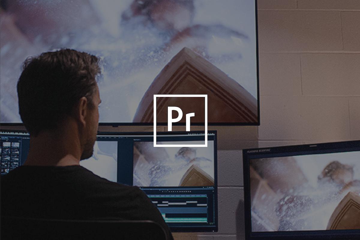 montage video adobe premiere