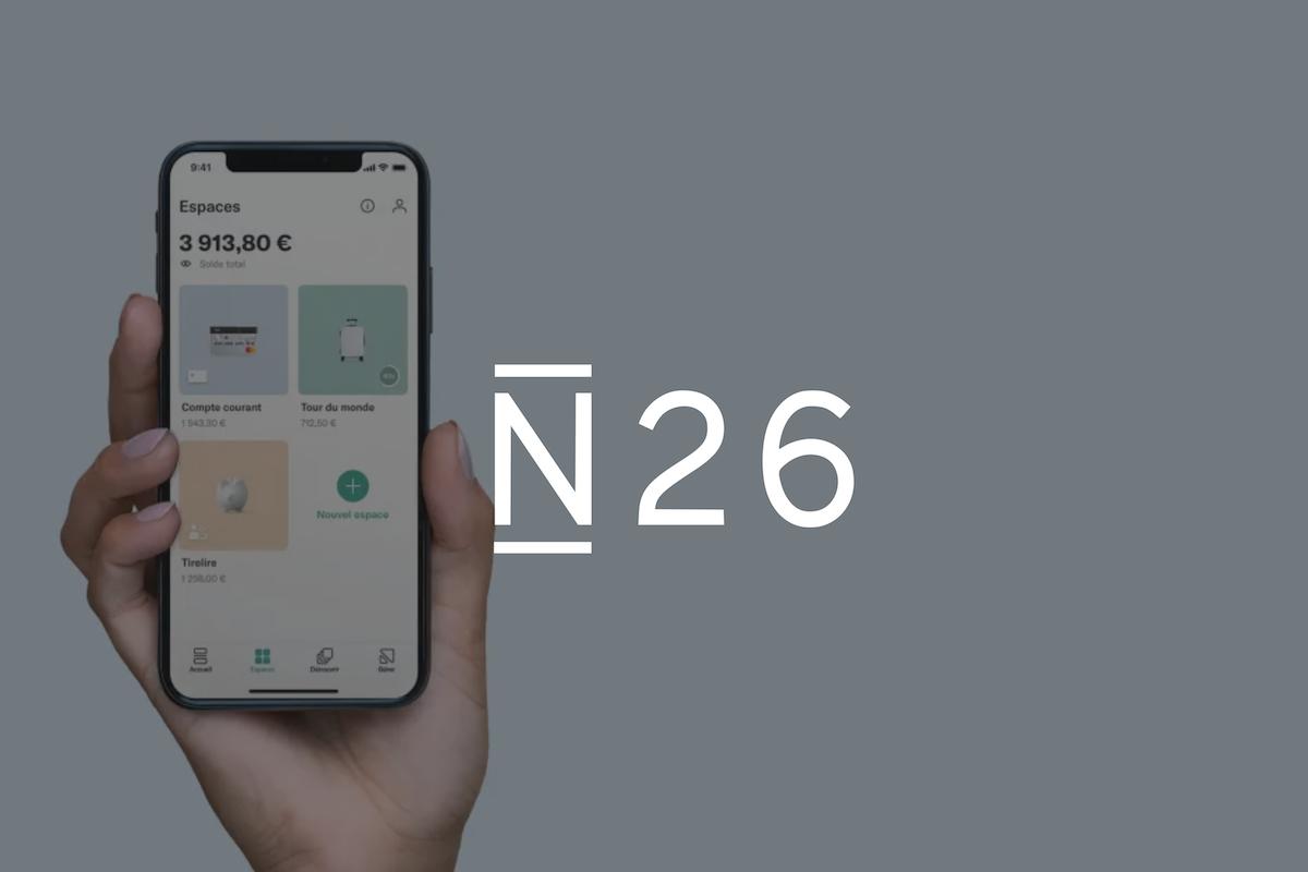 Compte bancaire N26