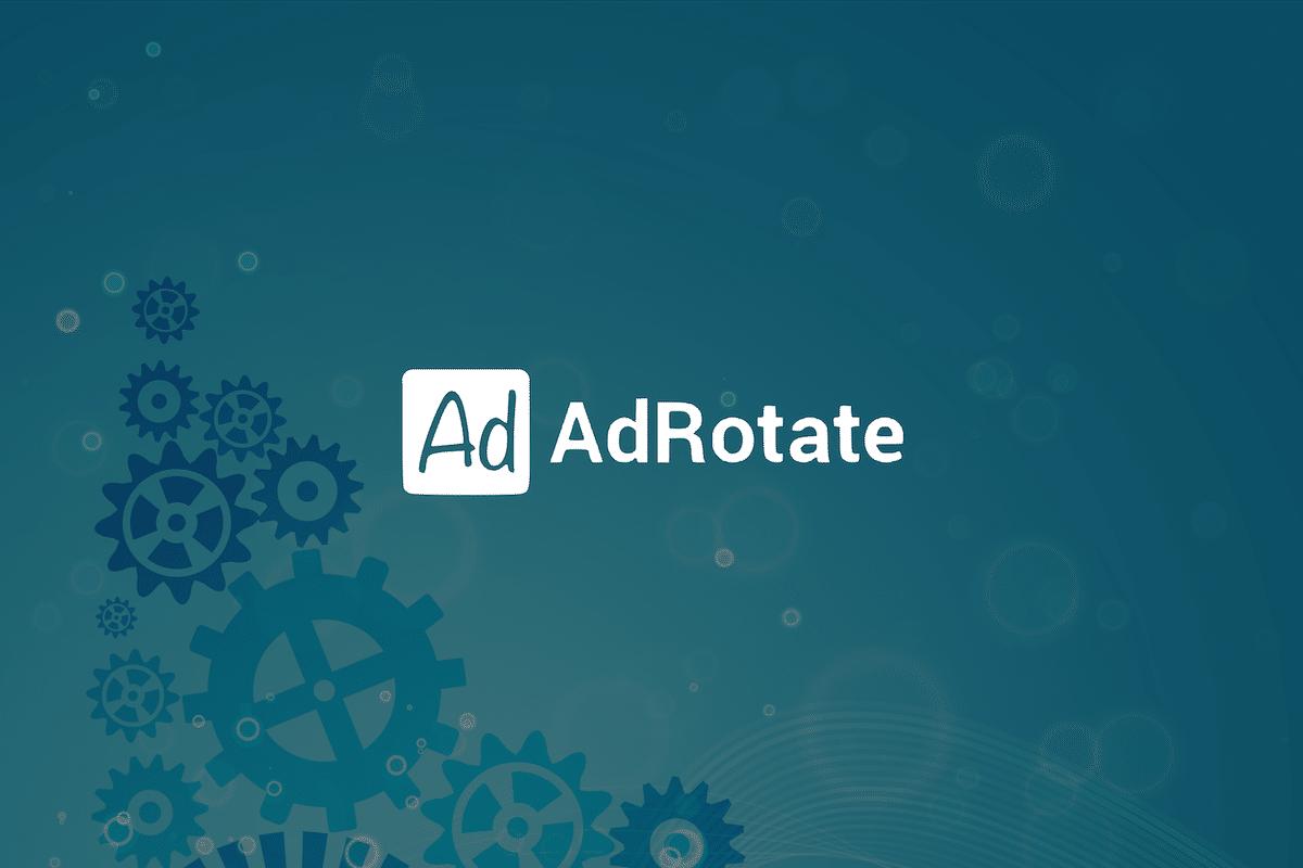 Adrotate pour WordPress