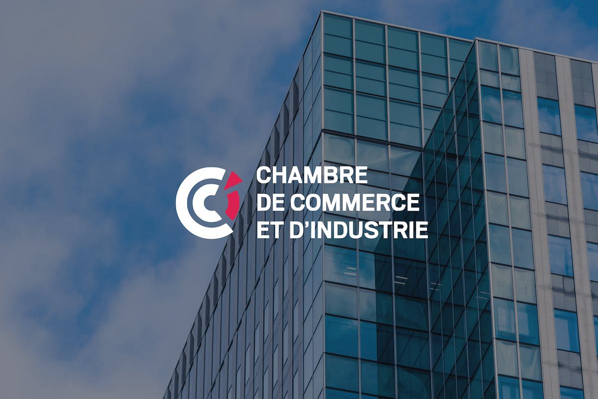 chambre de commerce et d'industrie Logo