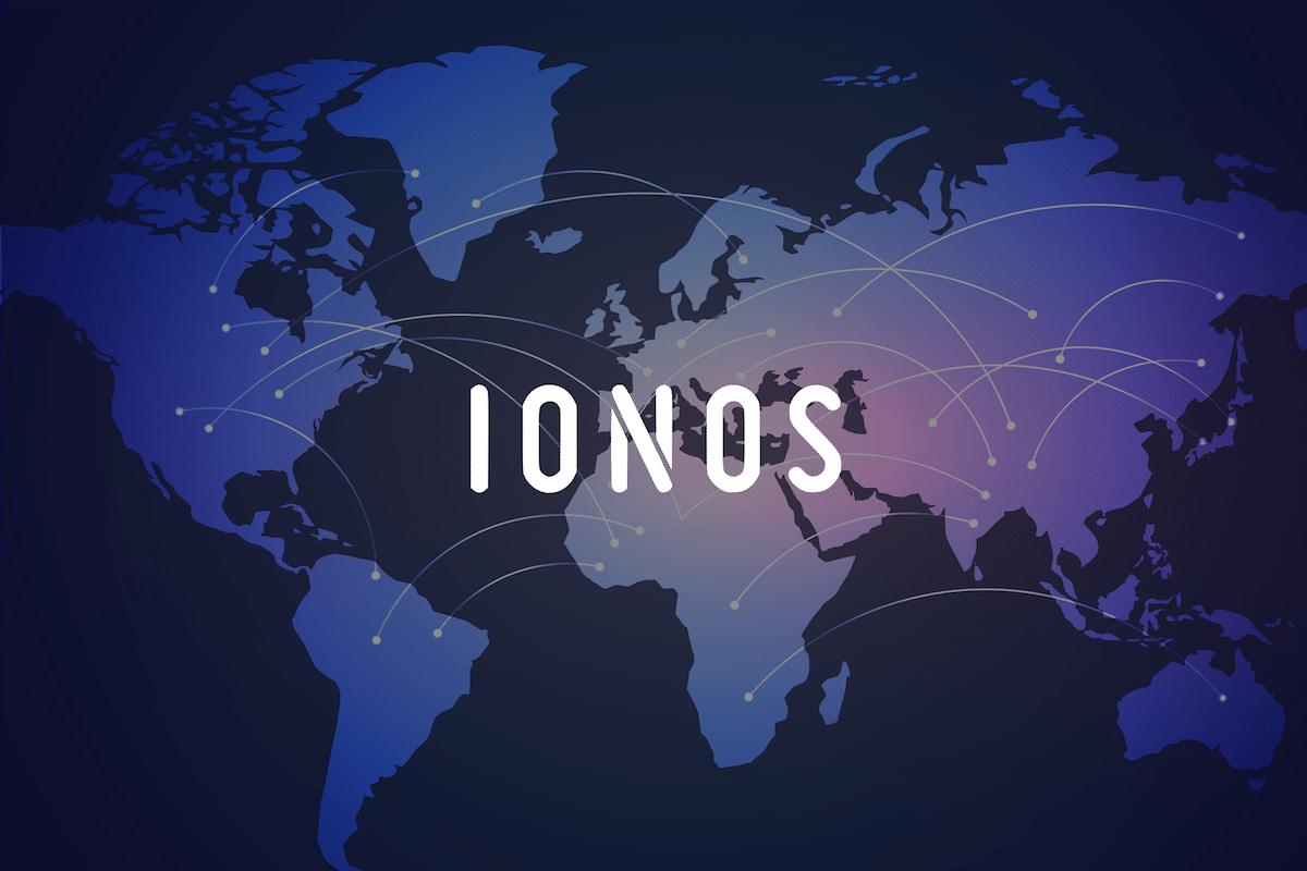 ionos hosting hébergement web