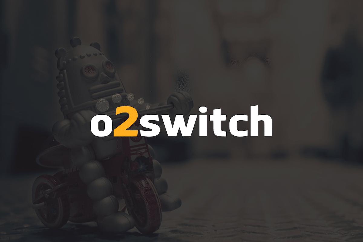 o2switch hébergement web