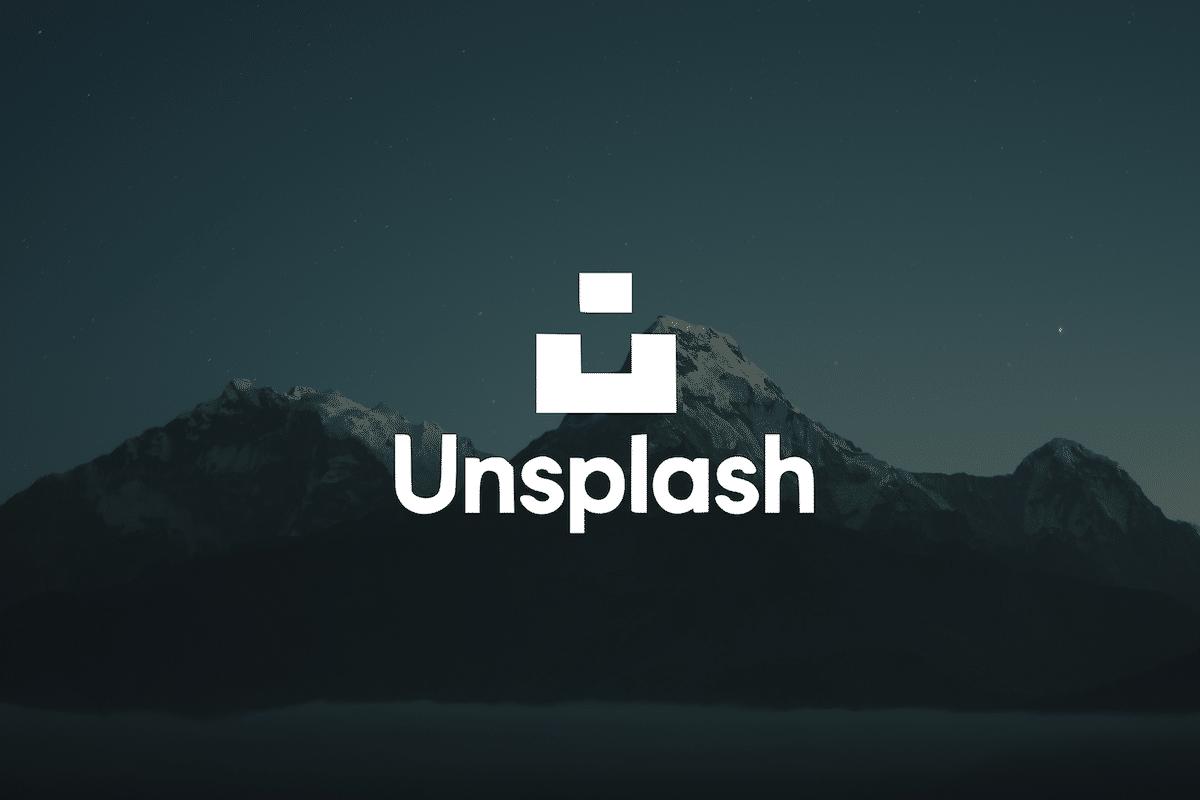 unplash logo
