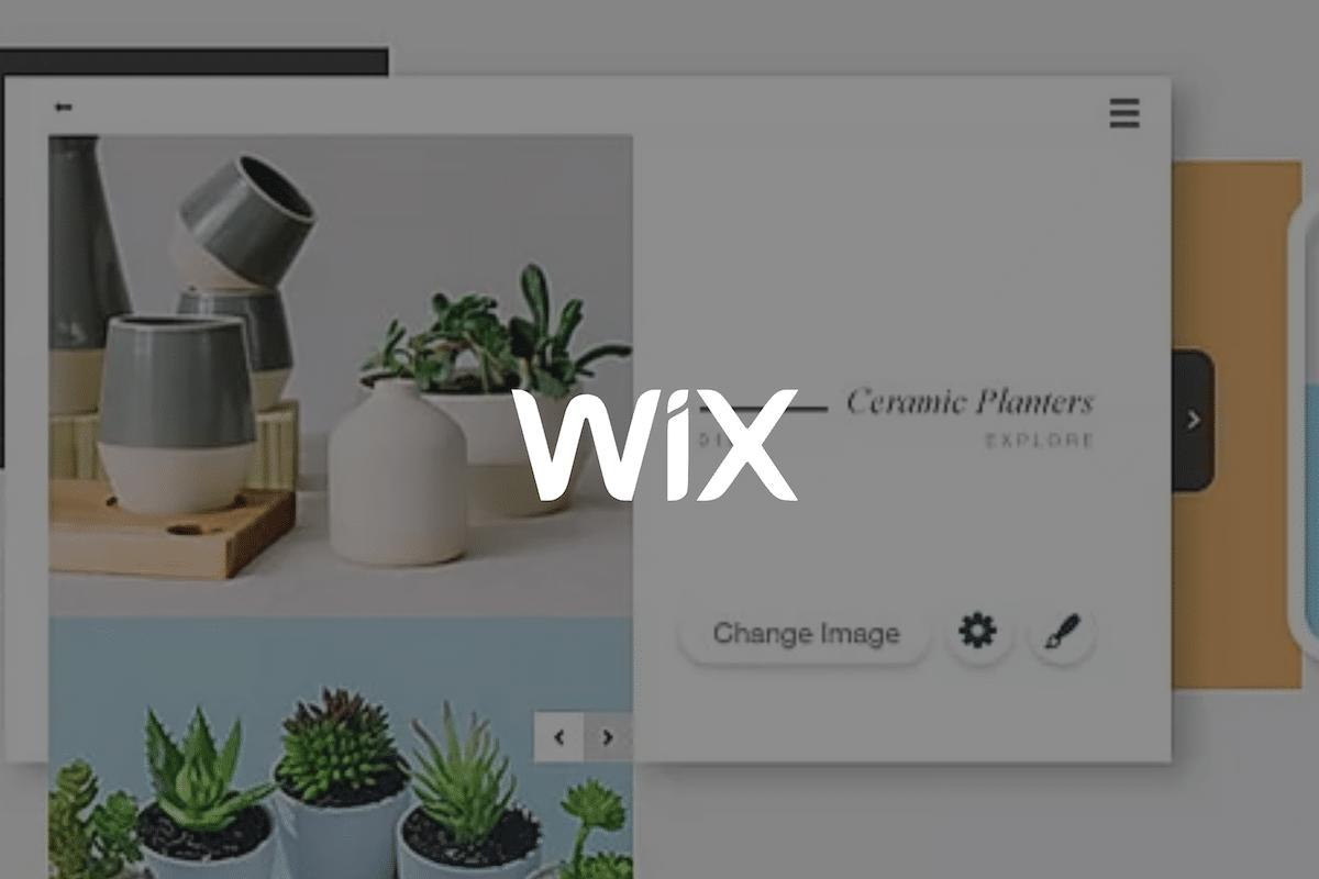 créer site Wix
