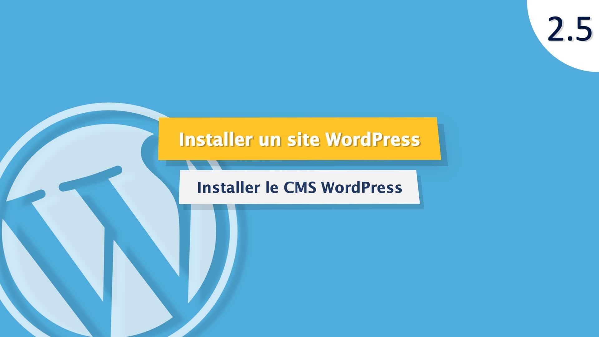 Tutoriel WordPress suivant : Passer en Https